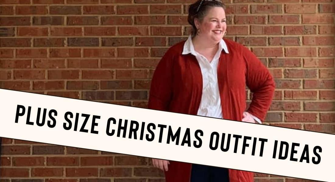 Plus Size Christmas Outfit Ideas