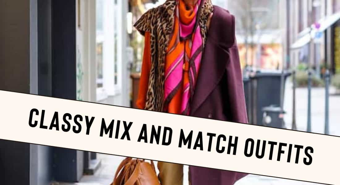 Mix and Match Outfit Ideas