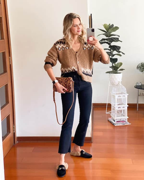 Mix and Match Outfit for work in Autumn